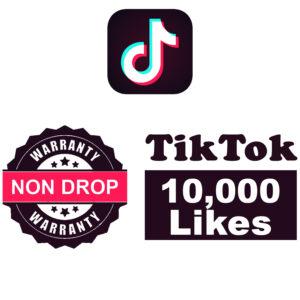 Diamond Plan: 10,000 TikTok Video Likes