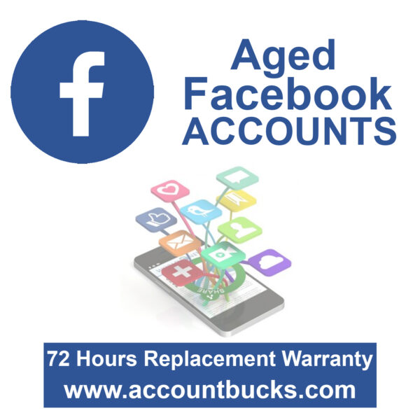 Facebook.com 2015 - (5 Year Aged Account)