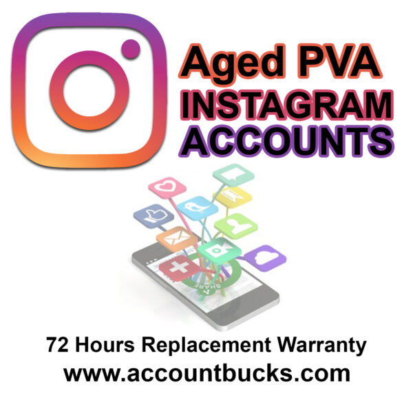 Buy Cheap Aged Instagram Account