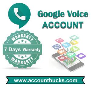 Platinum plan- 50 Google Voice Accounts.