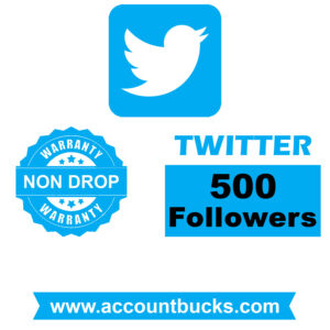 Basic Plan: 500 Twitter HQ Followers